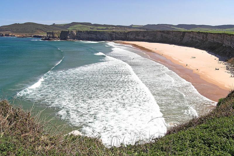 playa-langre