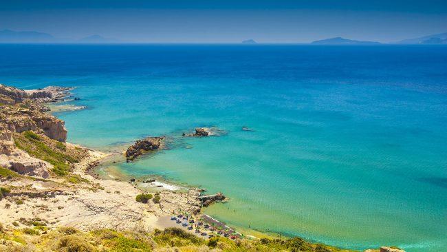 Playa Paradise en Mykonos