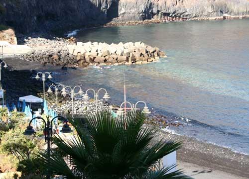 Playa San Marcos, Icod de los Vinos