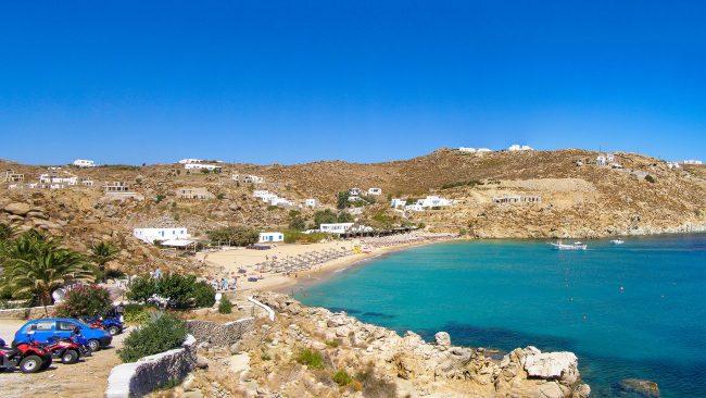 Playa Super Paradise, Mykonos