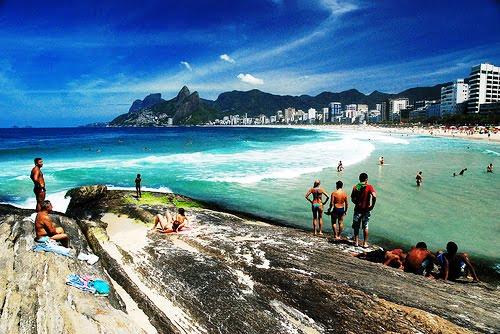 playas de Ipanema