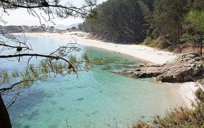 Playas de las Cíes Vigo