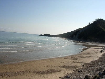 playas de Llanes playa de san Antolín