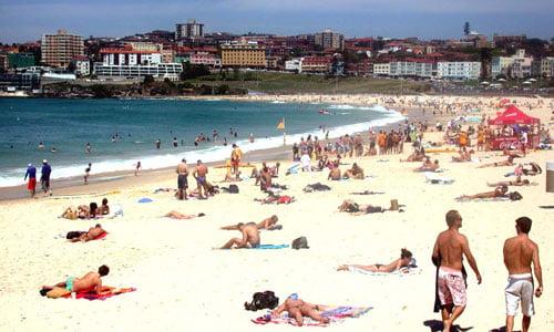 Playas en Australia