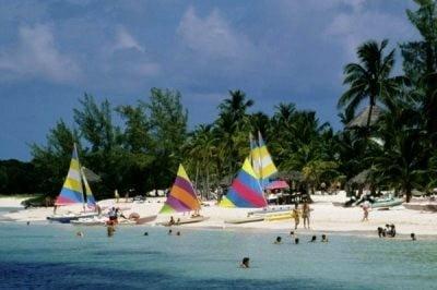 playas exóticas Bahamas