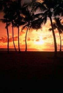 playas exóticas Hawái