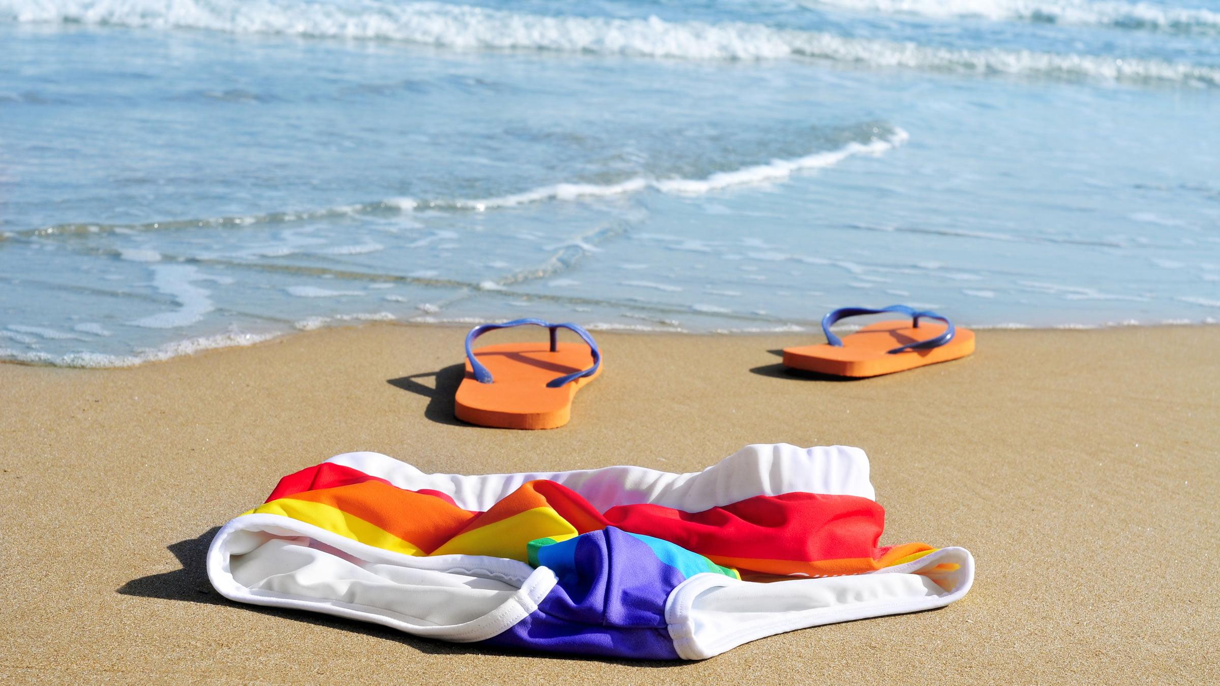 Gays playas nudistas