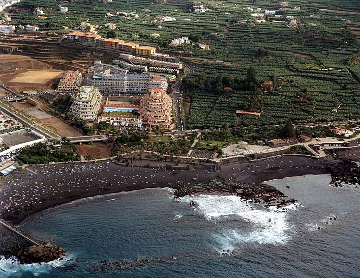 Playas Punta Brava y Charcón