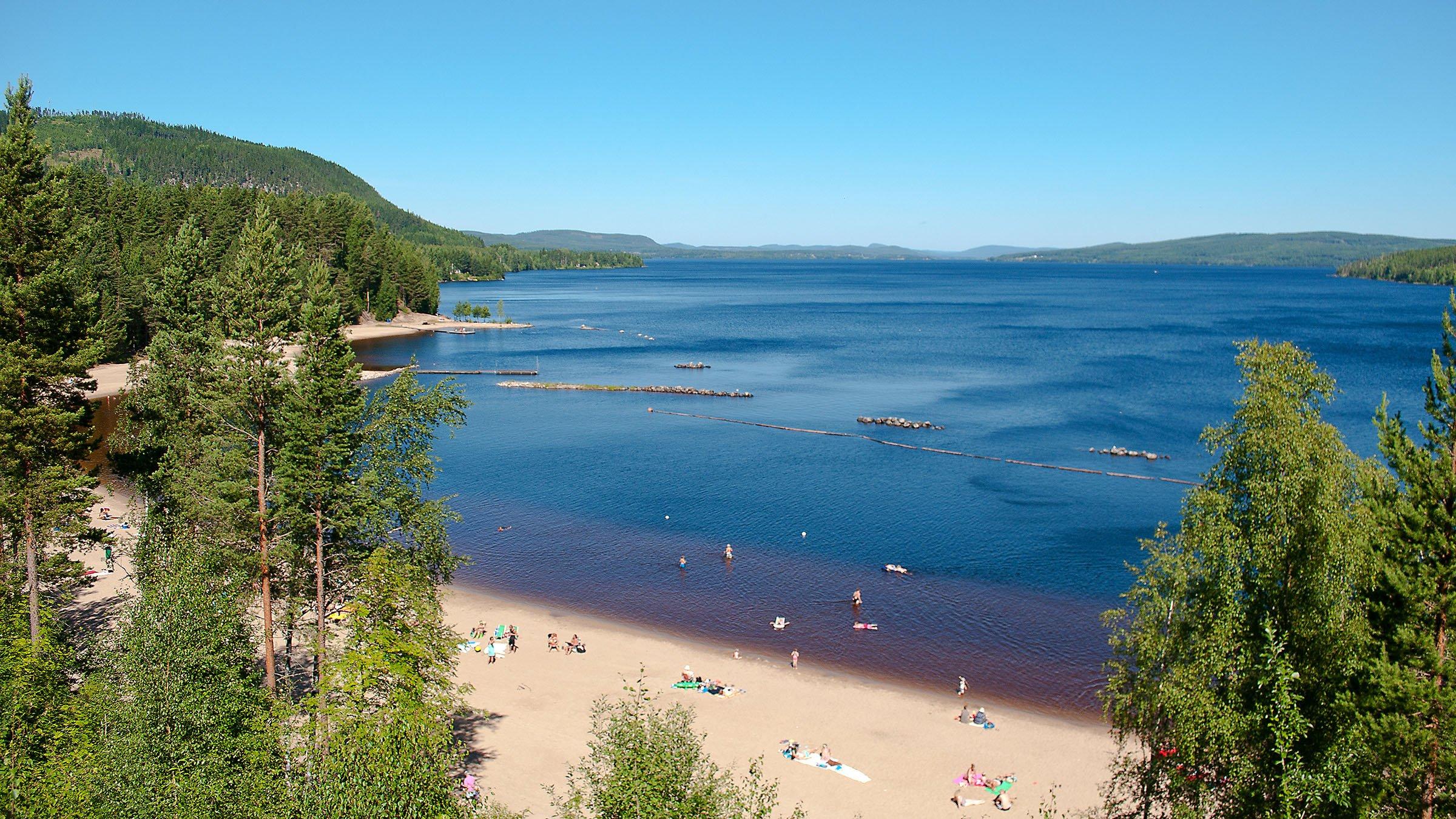 Playas de Suecia