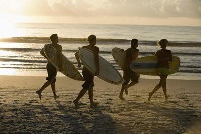 playas vírgenes surf