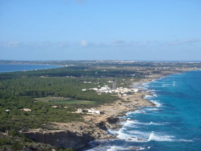 Playas y calas de Formentera