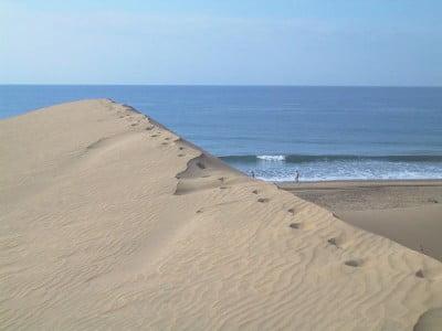 Playas y dunas de Maspalomas