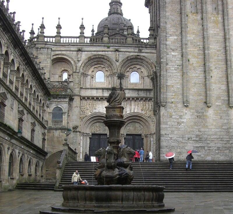Plaza das Praterias