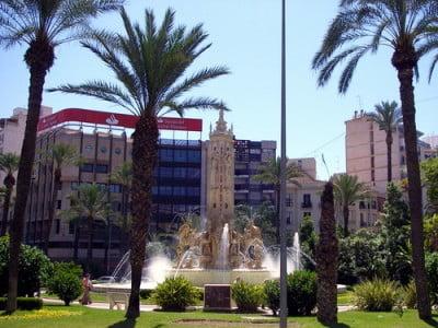 Plaza de Alicante