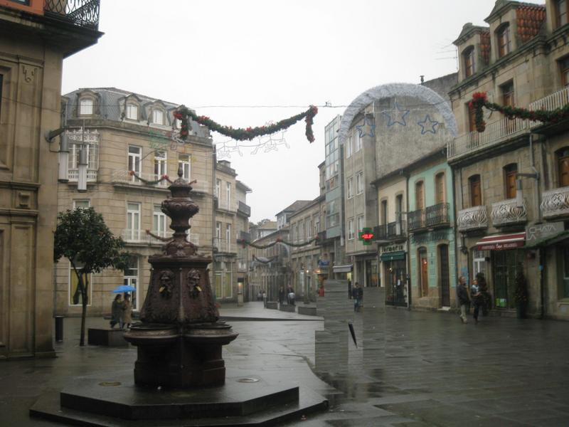 Plaza de Curros Enriquez
