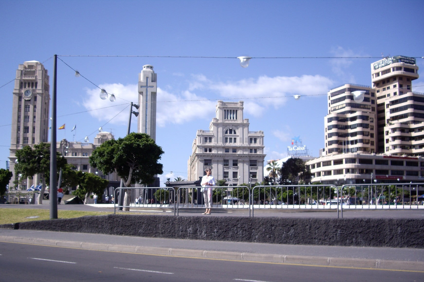 Tenerife city centre