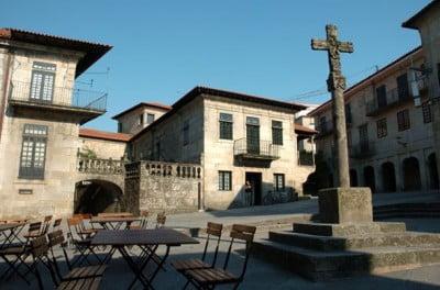 Plaza de la Leña, Pontevedra