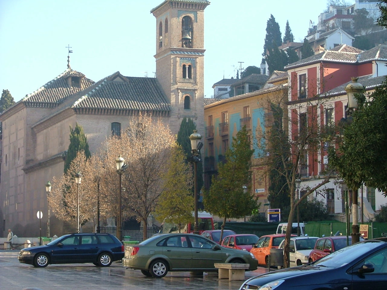 Plaza de Santa Ana de Granada
