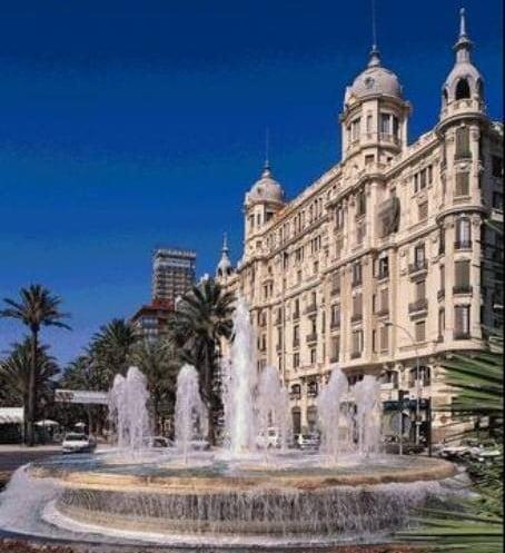 Plaza del mar - Casa del mar alicante ...