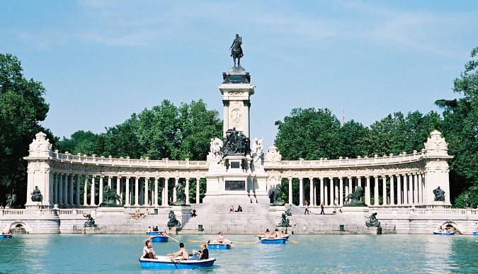 Algunos de lugares m s famosos de for Sitios divertidos en madrid