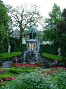 Plaza Du Grand Sablon