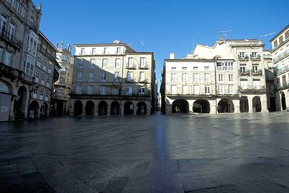 Plaza Mayor, Orense