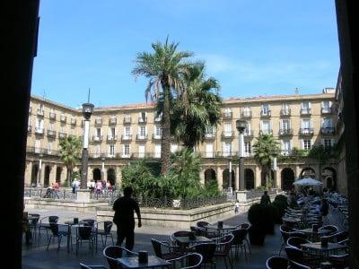 Plaza Nueva de Bilbao