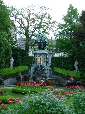 Place Du Grand Sablon