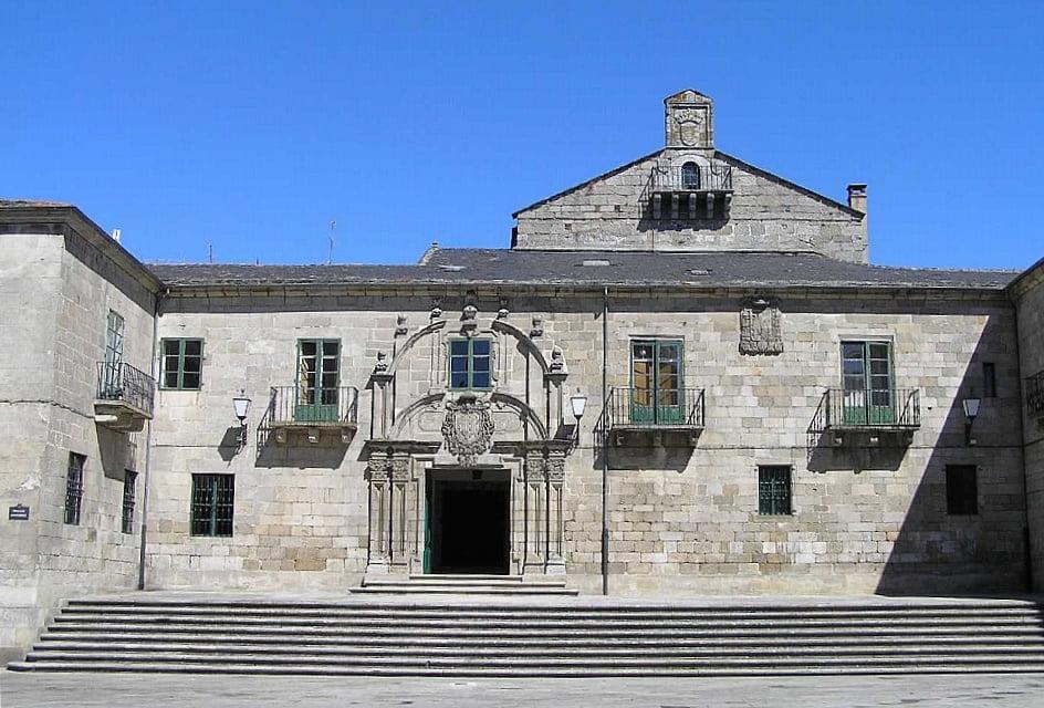 Plaza Santa María, Lugo