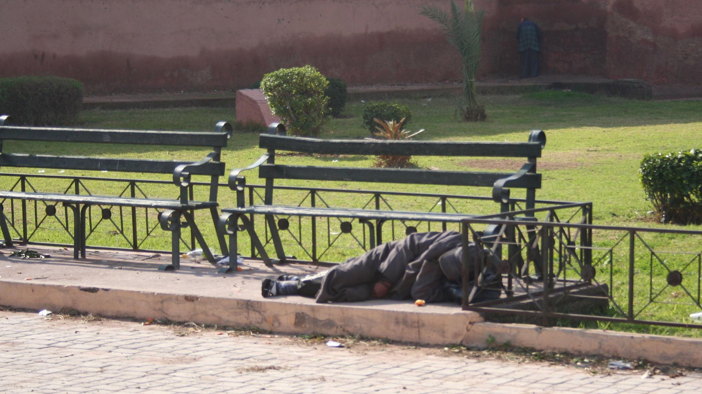 pobreza en Bolivia calentandose