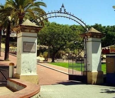 Barrio inglés de Huelva