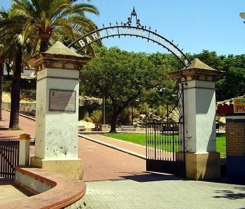 Portal del Barrio Obrero