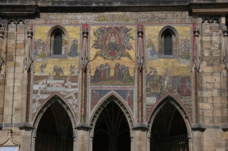 Portal Dorado de Praga