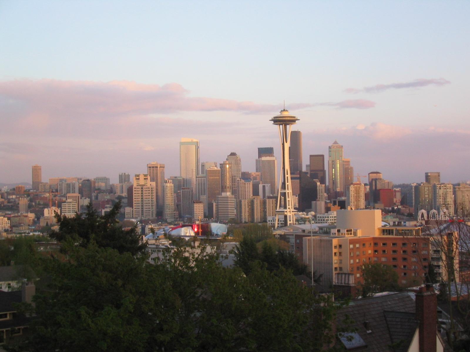 Fotos de la ciudad de Seattle