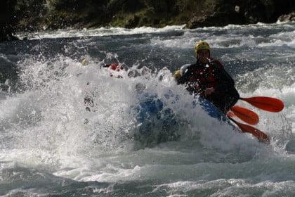 practicar Rafting en Asturias
