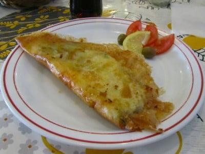 Comida típica de Túnez: Brik