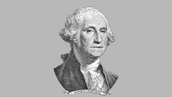 Primer presidente de EE.UU.: George Washington