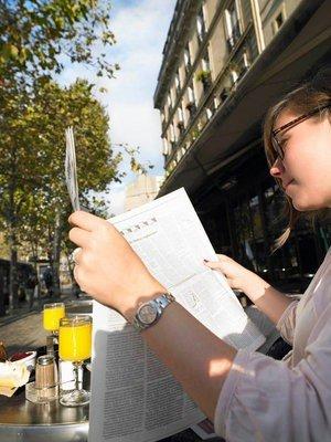 principales restaurantes de paris desayunando