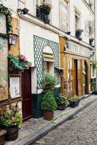 principales restaurantes en paris