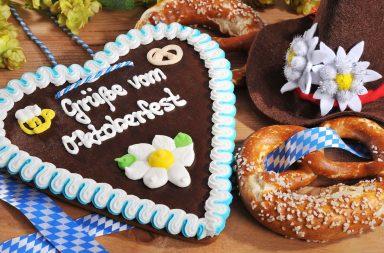 Comida y productos típicos de Alemania