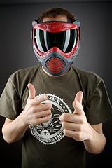 Protección Adecuada para Jugar Paintball