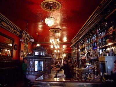 Pub de Irlanda