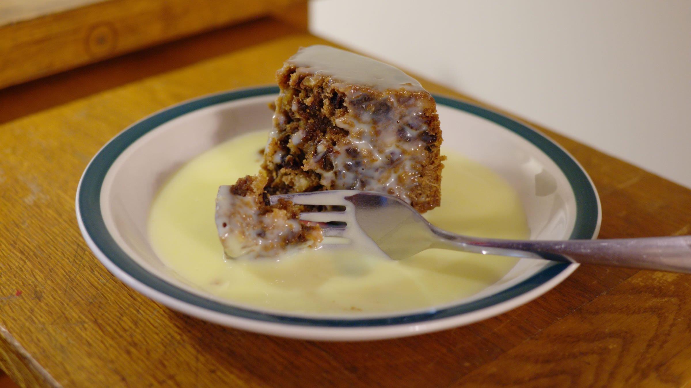 Rica comida de la polizonta - 3 5