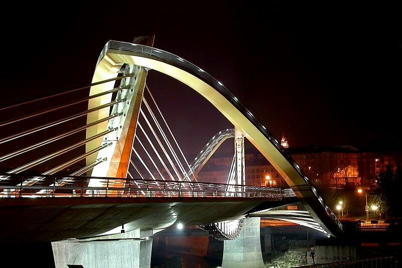 Baños Romanos Ourense:Puente Romano de Ourense