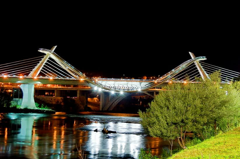 Puente del Milenio, Orense