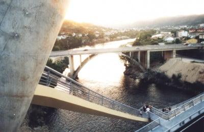 Puente del Milenio, Ourense