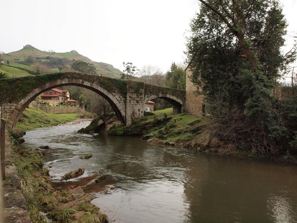 Puente romano de Lierganes