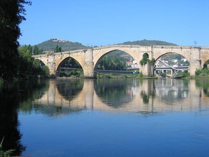 Puente romano, Ourense