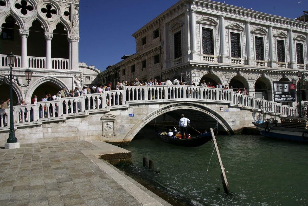 Puentes de Castello en Venecia