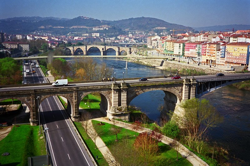 Puentes de Orense